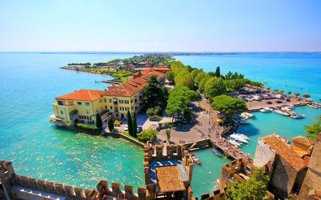 Недвижимость на озеро гарда италия