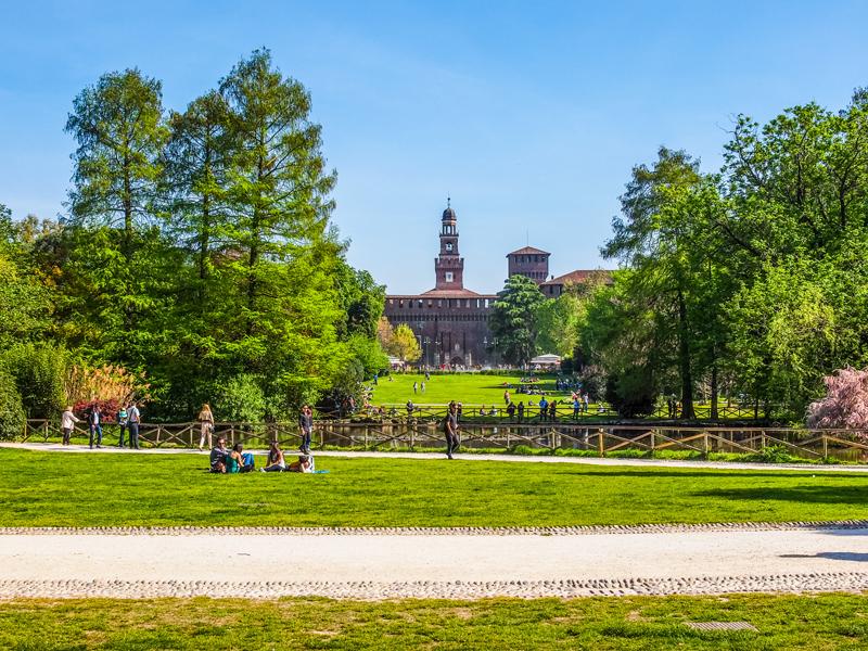 Park Sofrza Castle
